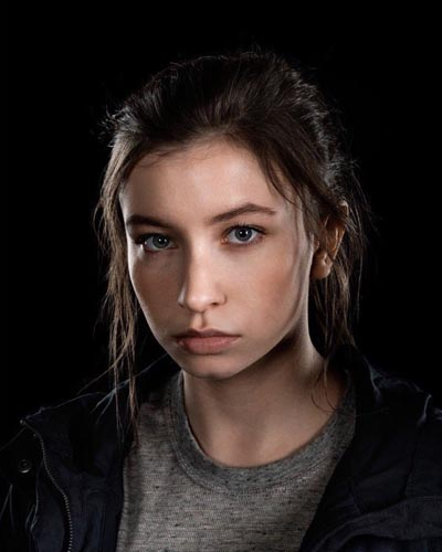 Nacon, Katelyn [The Walking Dead] Photo