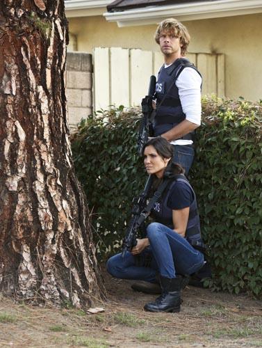 NCIS LA [Cast] Photo