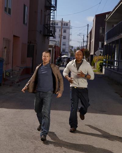 NCIS : Los Angeles [Cast] Photo