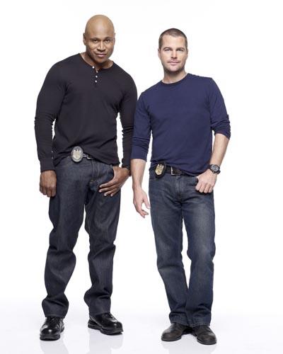 NCIS Los Angeles [Cast] Photo