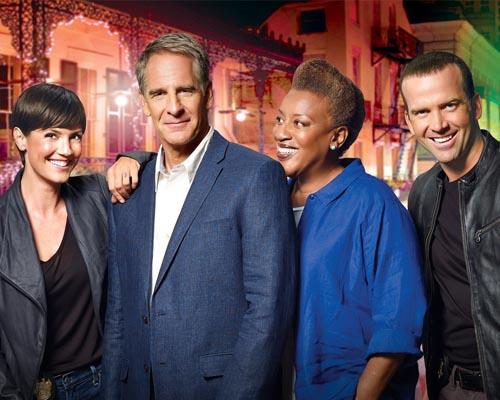 NCIS New Orleans [Cast] Photo