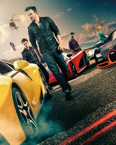 Need for Speed [Cast] Photo
