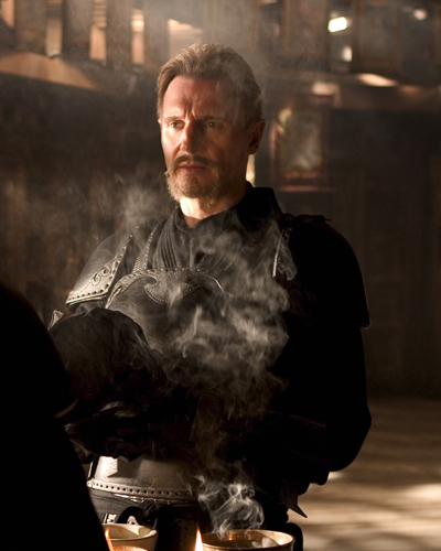 Neeson, Liam [Batman Begins] Photo
