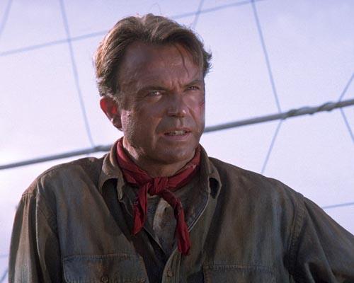 Neill, Sam [Jurassic Park] Photo