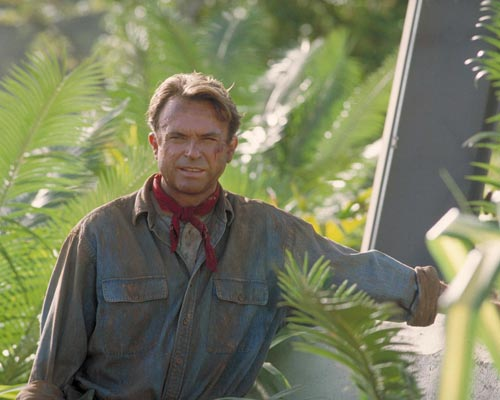 Neill, Sam [Jurassic Park] Photo