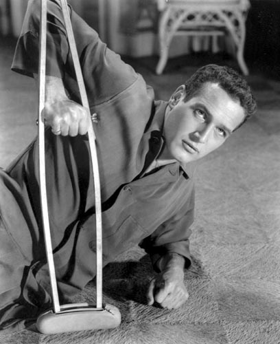 Newman, Paul [Cat on a Hot Tin Roof] Photo