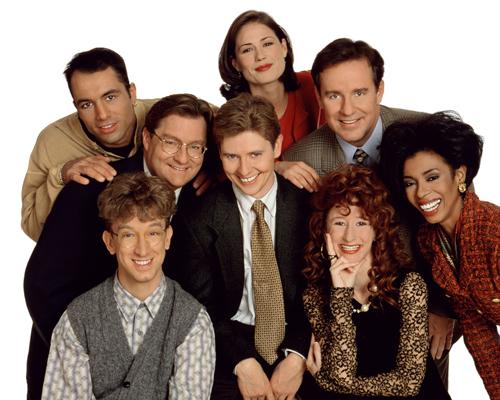 News Radio [Cast] Photo