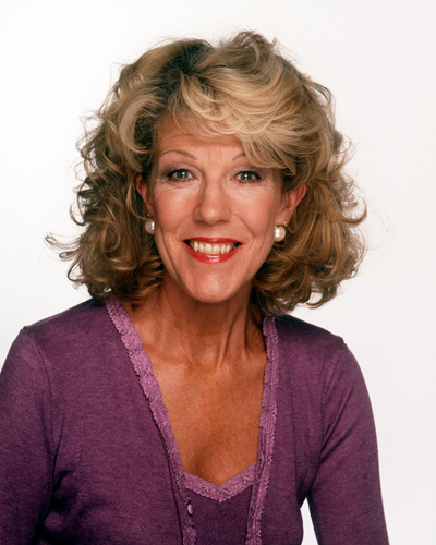 Nicholls, Sue [Coronation Street] Photo