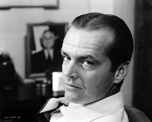 Nicholson, Jack [Chinatown] Photo