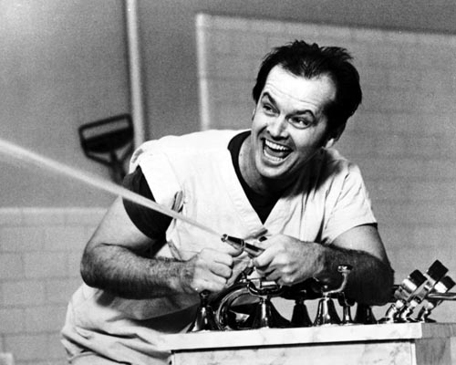 Nicholson, Jack [One Flew Over The Cuckoo's Nest] Photo