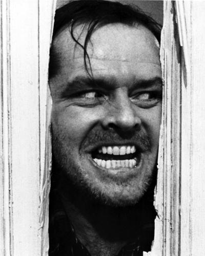 Nicholson, Jack [The Shining] Photo