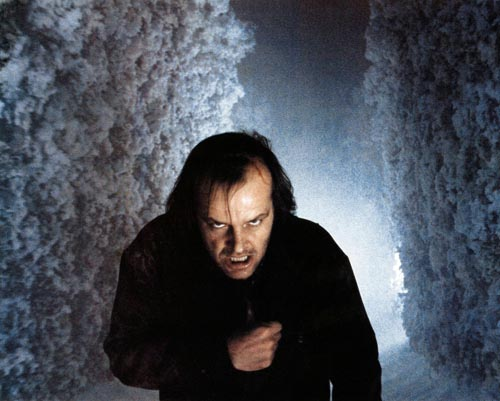 Nicholson, Jack [The Shining] Photo