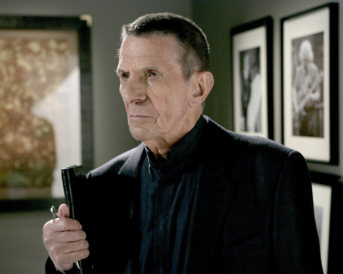 Nimoy, Leonard [Fringe] Photo