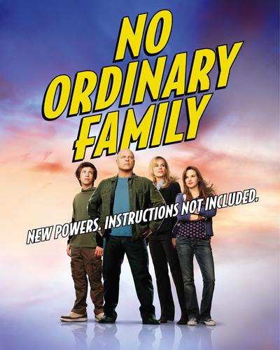 No Ordinary Family [Cast] Photo