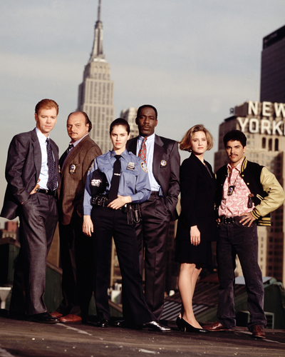 NYPD Blue [Cast] Photo