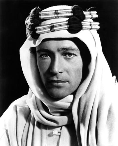 O'Toole, Peter [Lawrence of Arabia] Photo