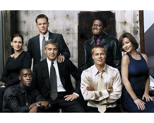 Ocean's 12 [Cast] Photo