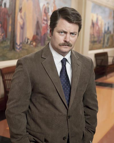 Offerman, Nick [Parks and Recreation] Photo