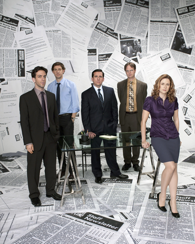 Office, The [Cast] Photo