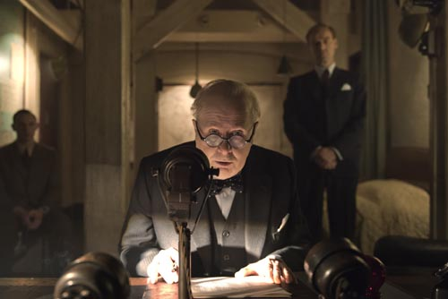 Oldman, Gary [Darkest Hour] Photo
