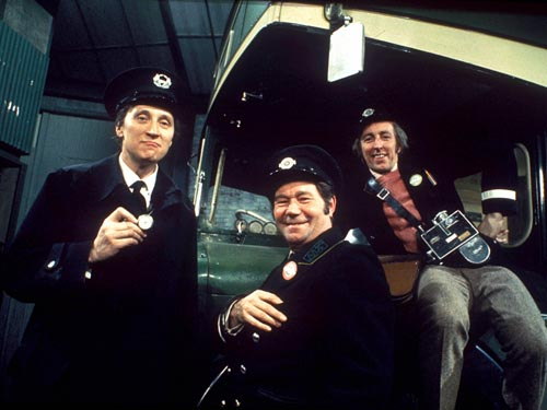 On the Buses [Cast] Photo
