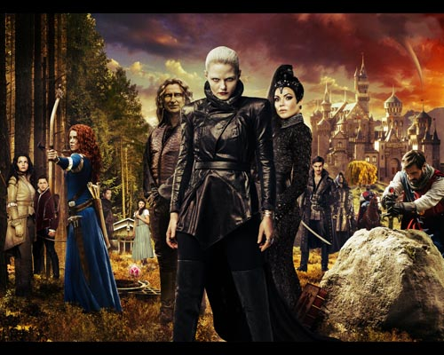 Once Upon A Time [Cast] Photo