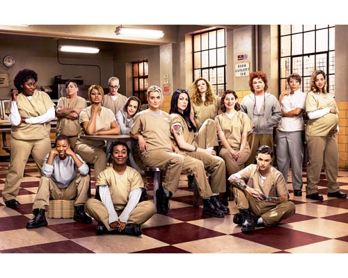 Orange is the new Black [Cast] Photo