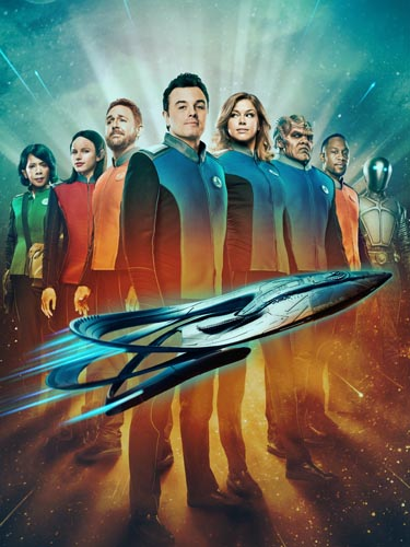Orville, The [Cast] Photo