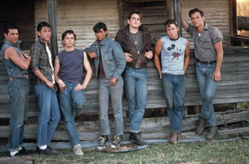 Outsiders, The [Cast] Photo