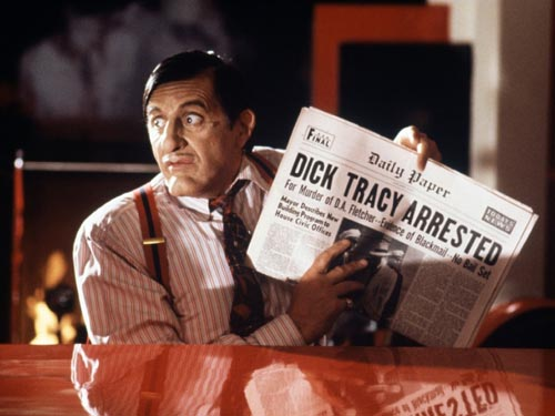 Pacino, Al [Dick Tracy] Photo
