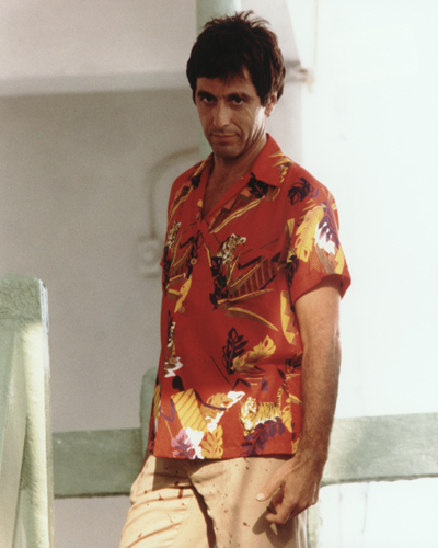 Pacino, Al [Scarface] Photo