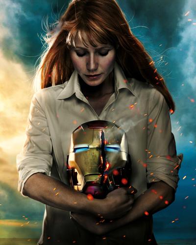 Paltrow, Gwyneth [Iron Man 3] Photo