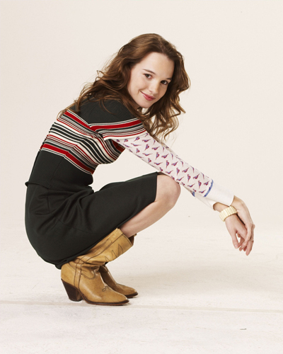 Panabaker, Kay [No Ordinary Family] Photo
