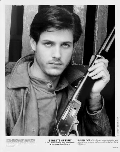 Pare, Michael [Streets Of Fire] Photo