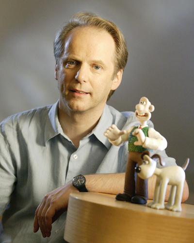 Park, Nick [Wallace and Gromit] Photo