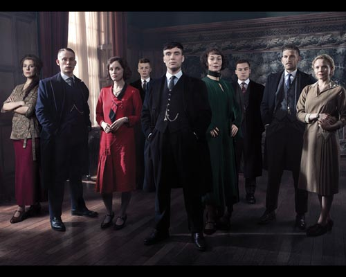 Peaky Blinders [Cast] Photo