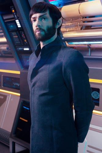 Peck, Ethan [Star Trek Discovery] Photo