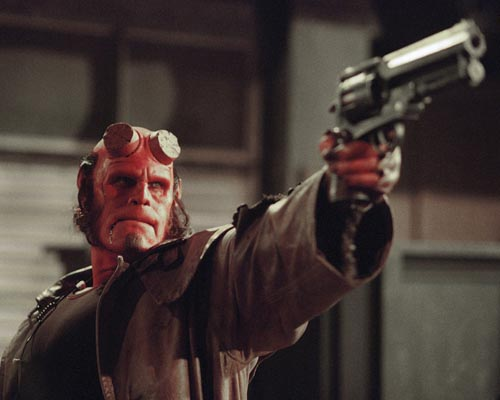 Perlman, Ron [Hellboy] Photo