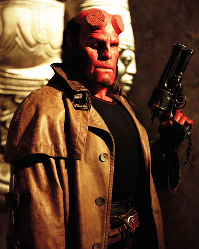Perlman, Ron [Hellboy] Photo