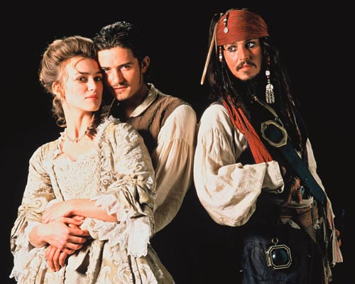pirates of the caribbean cast photo