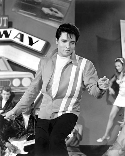 Presley, Elvis Photo
