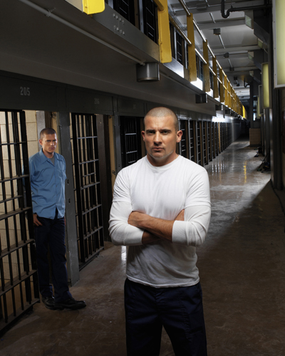 Prison Break [Cast] Photo