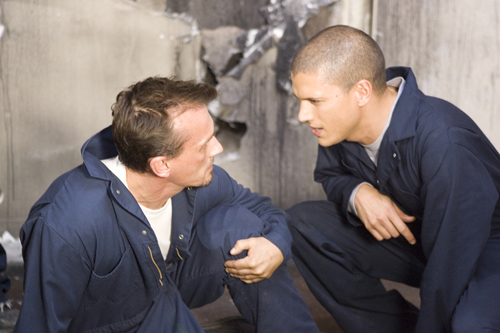 Prison Break [Cast] Photo