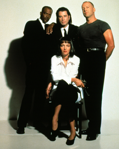 Pulp Fiction [Cast] Photo
