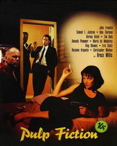 Pulp Fiction [Cast] Photo