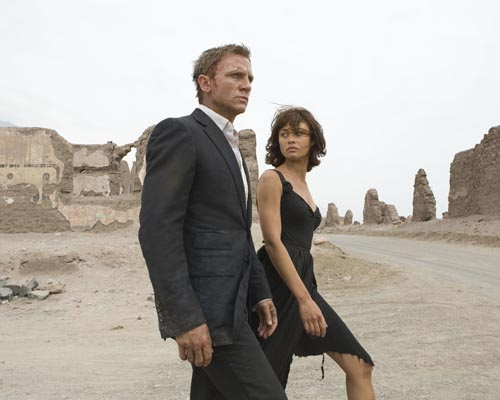Quantum of Solace [Cast] Photo