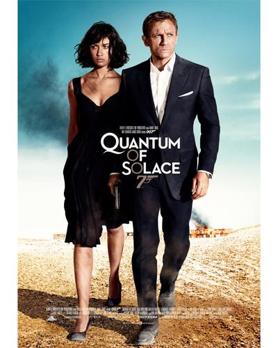Quantum of Solace [Cast] Photo