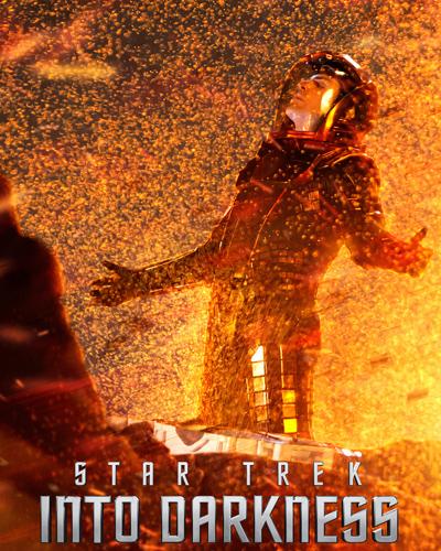 Quinto, Zachary [Star Trek Into Darkness] Photo