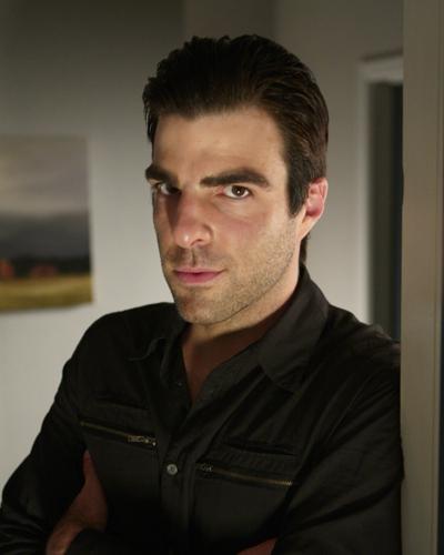 Quinto, Zachery [Heroes] Photo