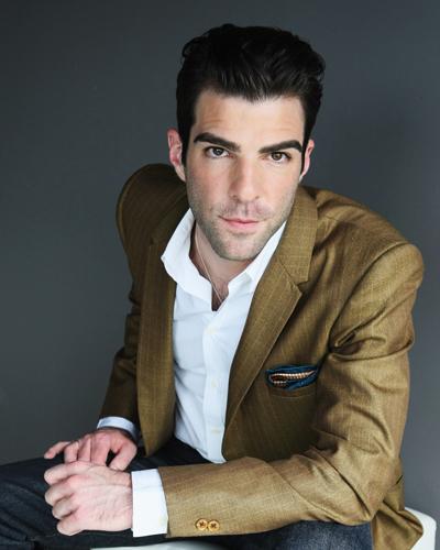 Quinto, Zachery [Star Trek] Photo